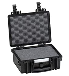 Explorer Cases 2209 B Case with Foam for Cameras or Similar Electronic Gear (Black)