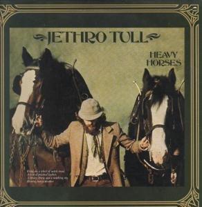 HEAVY HORSES LP (VINYL) US CHRYSALIS 1978