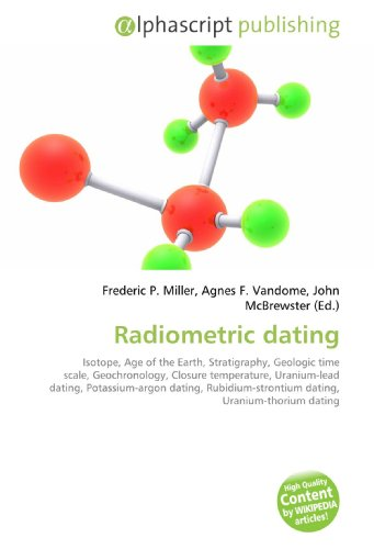 Radioactive dating science definition