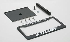 G37 Stillen License Plate Bracket w/ Free Lanyard