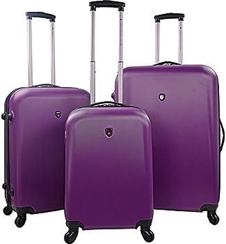 Travelers Club 3PC Luggage Set