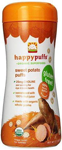 Happy Puffs Sweet Potato Puffs - 1