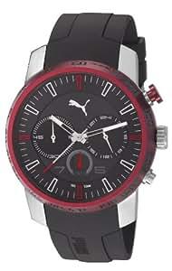Puma Herren-Armbanduhr XL Essence Chrono Chronograph Quarz Resin PU103051003