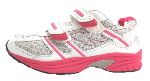Hi-tec Girl's Outrunner Ez Textile Sports Trainers