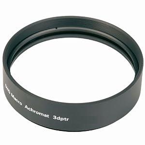 Dörr 49/52/55mm DHG Achromatic +3 Close-Up Objectif Noir