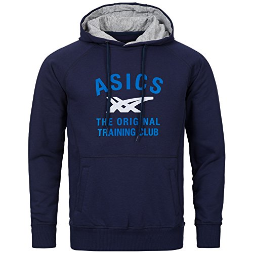 Asics Graphic Men Uomo Felpe, 110589-0891, L