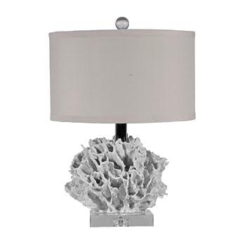 Regina Andrew Ribbon Coral Lamp - Table Lamps - Amazon.com