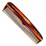 Kent The Hand-Made Sawcut Pocket Comb (R7T)