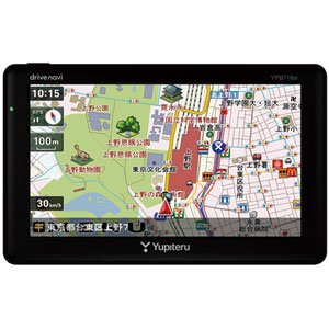 YUPITERU Jupiter 7.0 v-SEG built-in portable navigation YPB718si