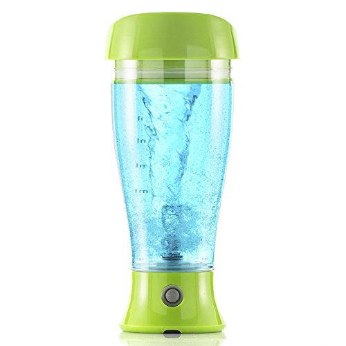Purchase MATANA 2.0 Original Electronic Vortex Protein Shaker Mixer Cup - 350 ml - Green