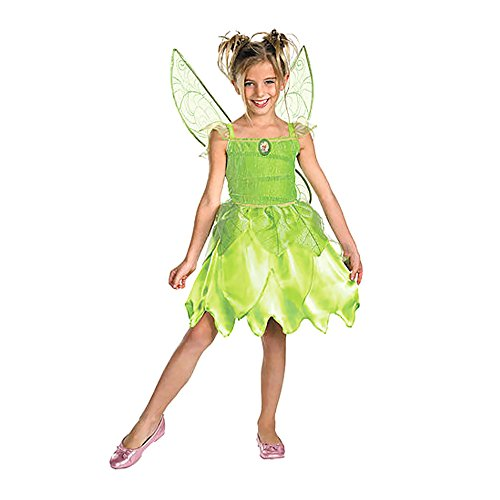 Shindigz Tink & The Fairy Rescue Halloween Costume Sz 4-6