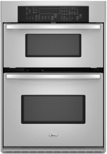 whirlpool rmc305pvs 30 built in microwave combination double wall oven stainless steel sales. Black Bedroom Furniture Sets. Home Design Ideas
