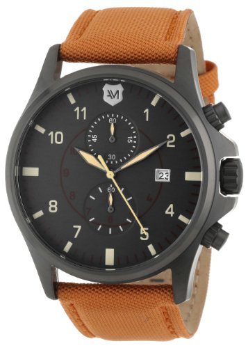 andrew-marc-homme-am10005-military-inspired-stainless-steel-and-orange-canvas-montre