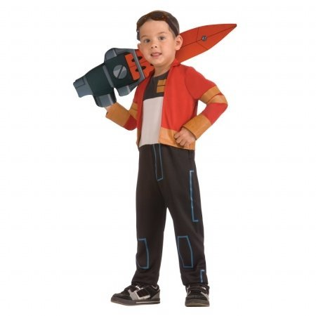 Rubie's Costume Co - Generator Rex - Rex Child Costume - Large