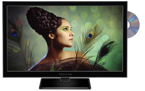 Find Bargain Proscan PLEDV2488 24-Inch 720p 60Hz LED TV-DVD Combo
