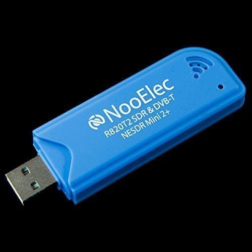 NooElec NESDR Mini 2+ 0.5PPM TCXO RTL-SDR & ADS-B USB Receiver Set