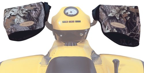 Imagen de Kwik Tek ATV Protectores de mano (manoplas) (Mossy Oak)