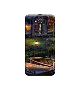 Ebby Premium Printed Back Case Cover With Full protection For Asus Zenfone 2 Laser ZE550 (Designer Case)