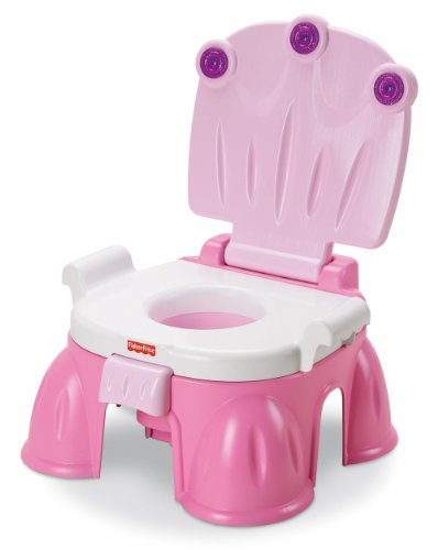 Fisher-Price Pink Potty
