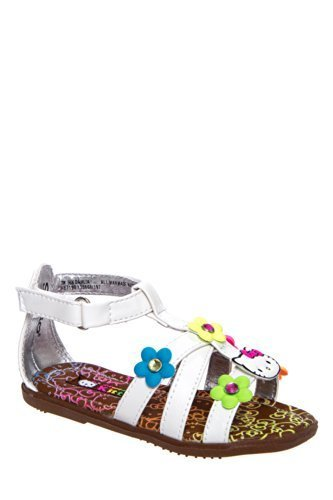 Hello Kitty Toddlers Lil Dahlia Flat Sandal