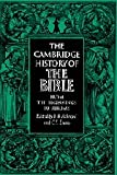 The Cambridge History of the Bible: From the Beginnings to Jerome v.1