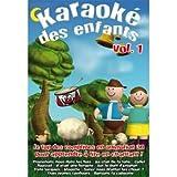 echange, troc Karaoké des enfants - Volume 1 : Le top des comptines en animation 3D