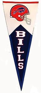 Buy Buffalo Bills NFL Winning Streak Classic Pennant by Winning Streak