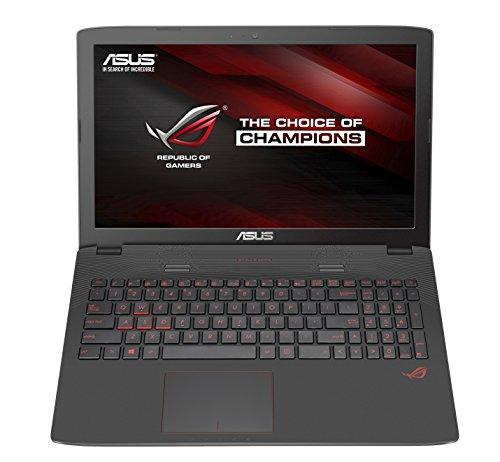 ASUS ROG GL752VW-DH71 17.3-inch Gaming Laptop (Intel i7 2.6GHz, 16GB DDR4 RAM, 1TB HDD,  GTX960M 2GB Graphic Card, Windows 10)