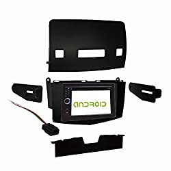 See OTTONAVI Mercedes Benz C Class 2008-2011 In-dash Double Din Android Multimedia K-Series Navigation Radio with Complete Kit Details