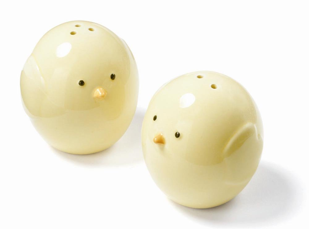 Easter salt and pepper shakers easter wikii - Egg shaped salt and pepper shakers ...