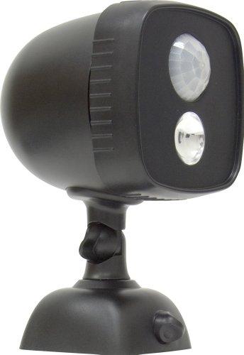 Ge Wireless Motion Sensing Led Spotlight 17453 front-431000