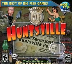 Huntsville Mystery Case Files Computer Software Game