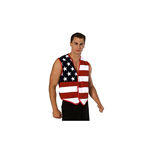 Men's Stars and Stripes Vest