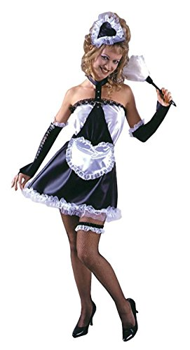 Funworld Womens Maid To Order Theme Party Dress Fancy Halloween Costume