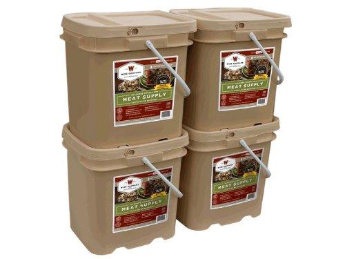 Freeze Dried Meats - 240 Gourmet Food Storage Servings
