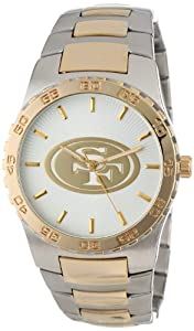 Game Time Men's NFL-EXE-SF San Francisco 49Ers Watch