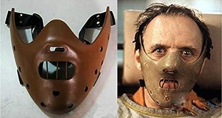 全3種類 羊たちの沈黙 ハンニバル 手作り高品質 マスク ブラック ブラウン グリーン