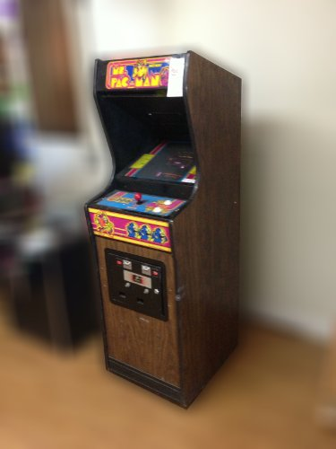 Ms. Pacman Mini Arcade Game