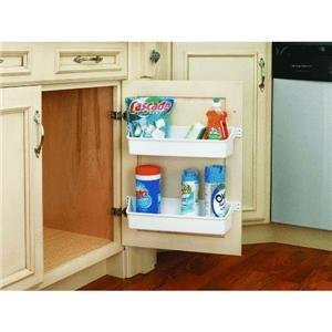 Rev-A-Shelf Door Storage Cabinet Organizer Tray Set (Kitchen Cabinets With Shelves compare prices)