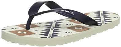 GRAVIS J-BAY MNS 2888832525.0, Herren Zehentrenner, Mehrfarbig (NATURAL 252), EU 37 (US 5)