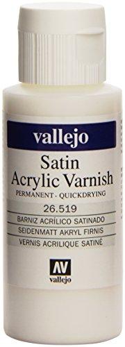 Vallejo Liquid Varnish - 55ml Satin - VAL26519