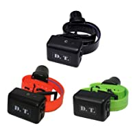 D.T. Systems H2O Beeper Add-On Collar Black 1850-ADDON-B