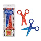 Melissa & Doug Child-Safe Scissor Set