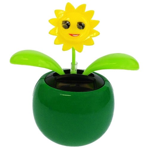 Solar Dancing Flower - Smiling Sun 6 Pack - 1