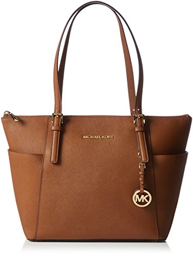 michael-kors-jet-set-top-zip-saffiano-leather-tote-sacs-portes-main-femme-marron-braun-luggage-230-3