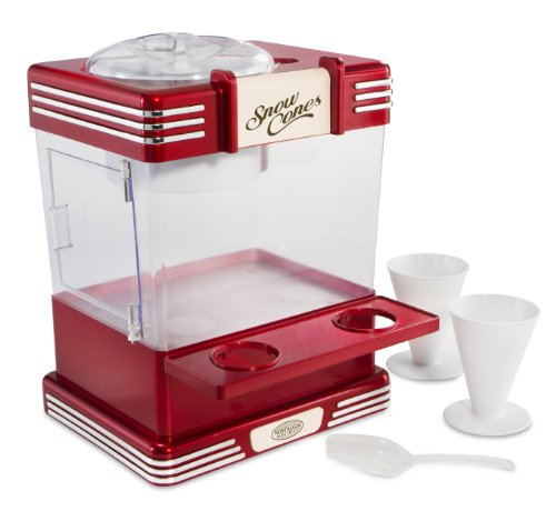 Find Discount Nostalgia Electrics RSM602 Retro Series Snow Cone Maker