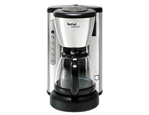 Tefal CM430D Glas-Kaffeemaschine Express