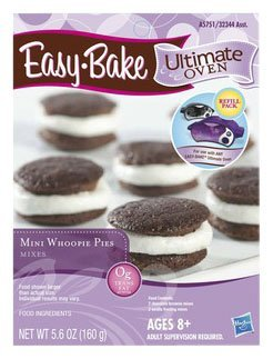 Easy-Bake Refill Mini Whoopie Pie Mix