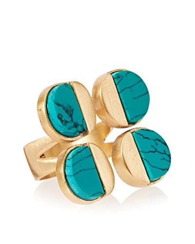 Zariin Turquoise Charming Refusal Ring