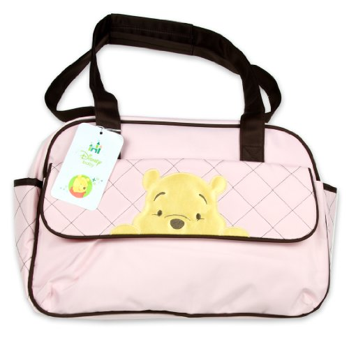 Disney Winnie the Pooh Large Diaper Bag - 1